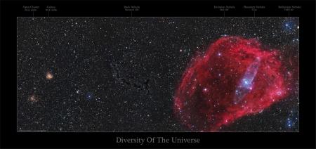 La Diversité de L'Univers