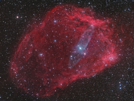 Sharpless 129 et OU4