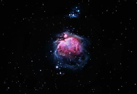 M42 , la nébuleuse d'orion