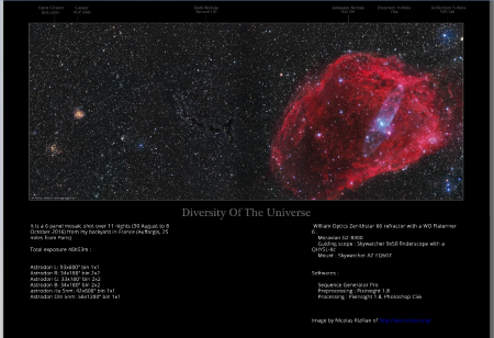Diversity Of The Universe
